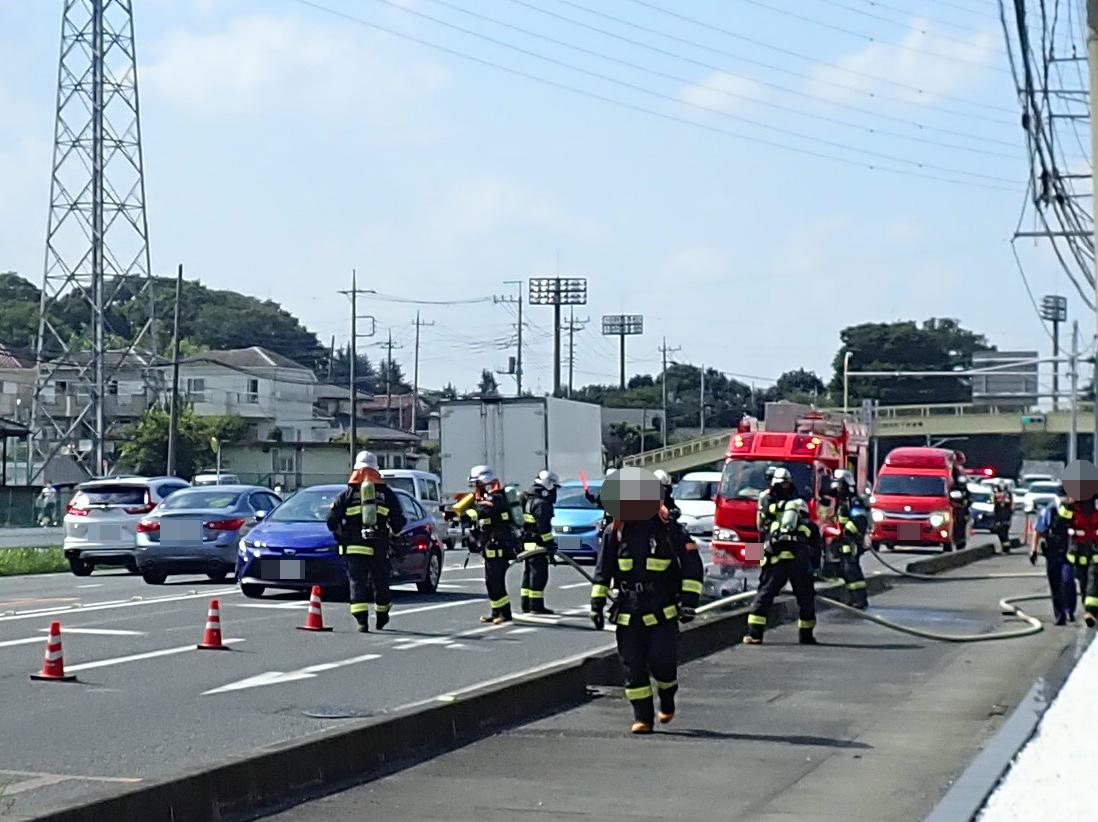 夢 の 交通 事故